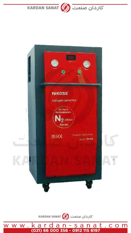 دستگاه مولد نیتروژن دستی 208