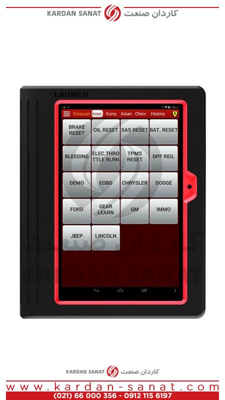 دستگاه مولتی دیاگ لانچ Pro3