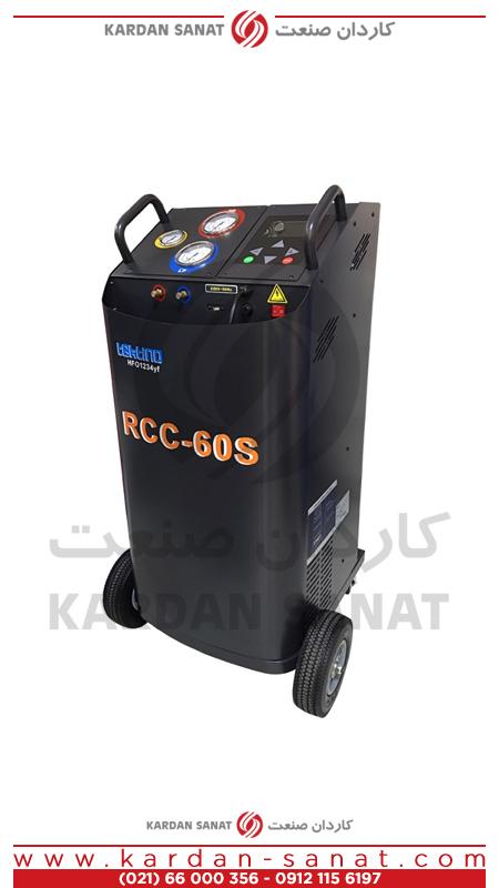 دستگاه شارژ گاز کولر تمام اتوماتیک