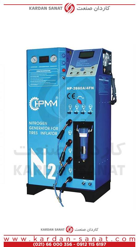 دستگاه باد نیتروژن اتوماتیک