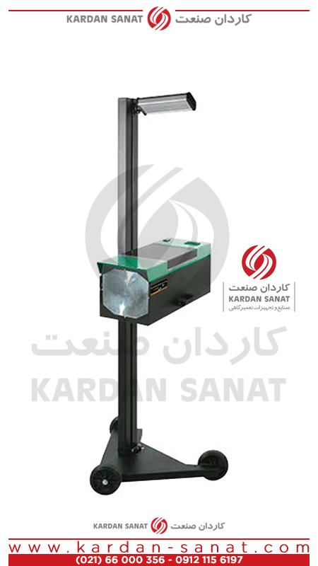 تست و تنظیم نور چراغ تکنولوکس