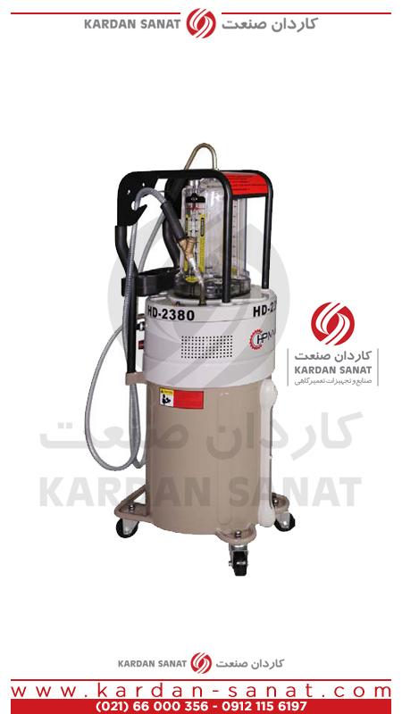 ساکشن روغن موتور برقی