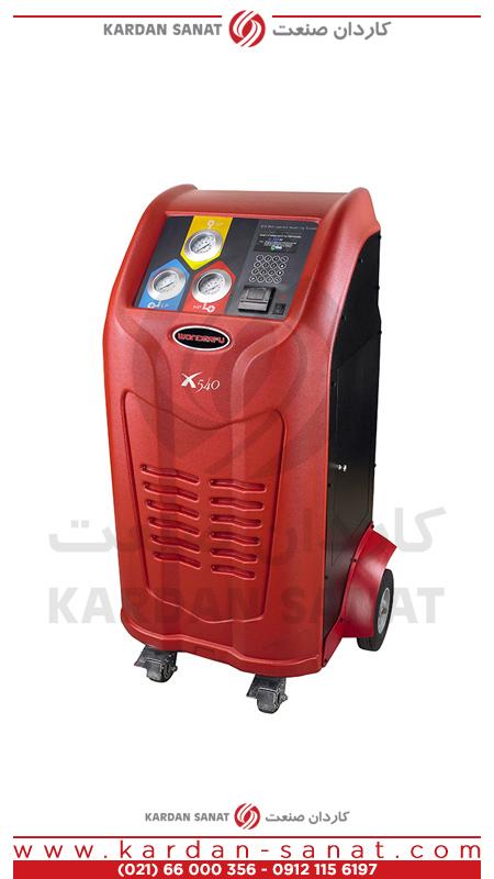 دستگاه شارژ گاز کولر واندرفو 540